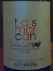 Tasmorcan Barbera Wine Label