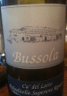 Bussola Wine Label