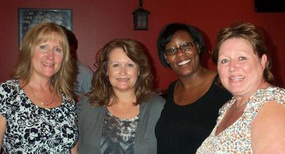 Me, Karen, Gail, and Judy
