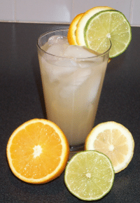 Citrus Cocktail Photo