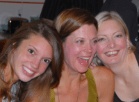 Mary Corinne, Pam, and Michelle