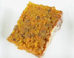 Glazed Carrot Cake Slice 2