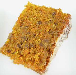 Glazed Carrot Cake