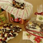 Fruit & Nut Snack Mix Bark
