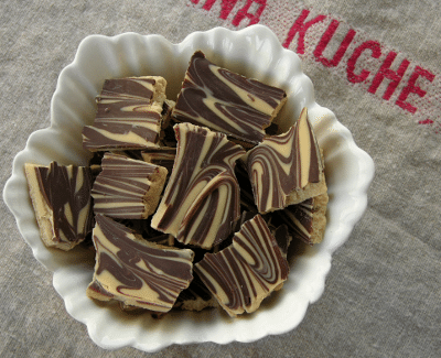Tiger Butter Candy