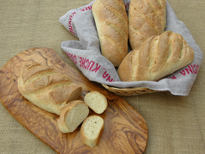 Sourdough French Bread
