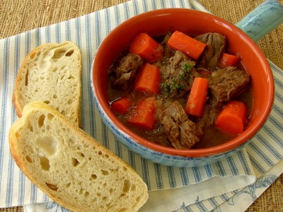 Boeuf aux Carottes (Beef and Carrots)