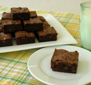 The Just-Right Brownie