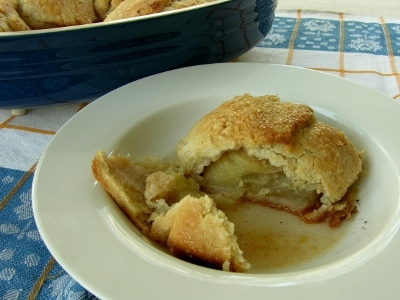 Homemade Apple Dumplings