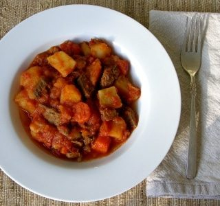 Beef Stew – A Family Recipe