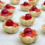 Cherry Cream Cheese Bites