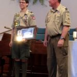 Max Eagle Scout Rank Ceremony