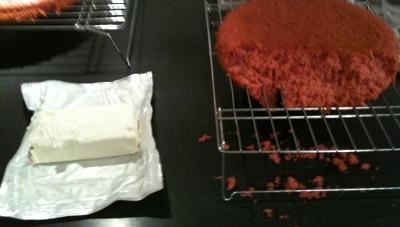 Cake eaten by dog