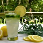 Lemon Parsley Cocktail