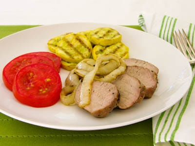 Sweet Tea Brined Pork Tenderloin