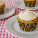 Carrot Zucchini Cupcakes with Cream Cheese Frosting