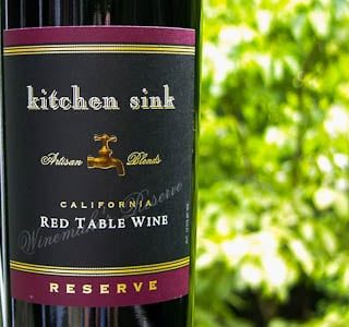 Kitchen Sink Red Wine Reserve