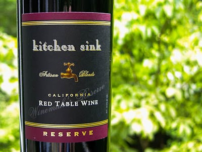 Kitchen Sink Red Wine Reserve | Magnolia Days