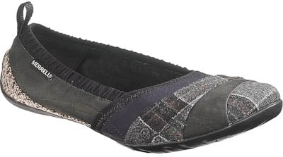 Merrell Womens Barefood Life Delight Glove Wool Black Shoe MRL-W56262.092611