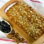 Walnut Blueberry Bread