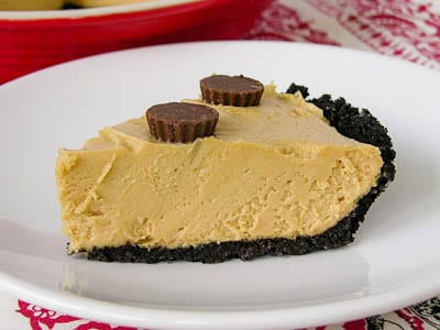 Peanut Butter Pie Slice