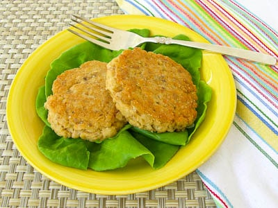 Salmon Patties for #CookedInTranslation