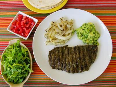 Carne Asada for #SundaySupper