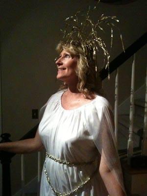 Goddess Halloween Costume