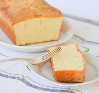 Pound Cake Loaf for #HelpingHands #SundaySupper