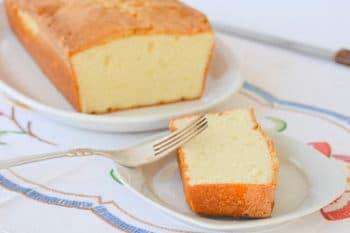 Pound Cake Loaf | Magnolia Days