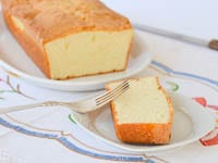 Pound Cake Loaf