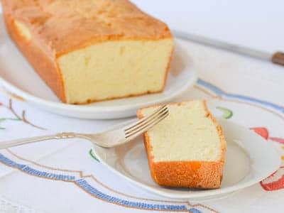 Pound Cake Loaf for #HelpingHands #SundaySupper