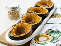 Baked Acorn Squash