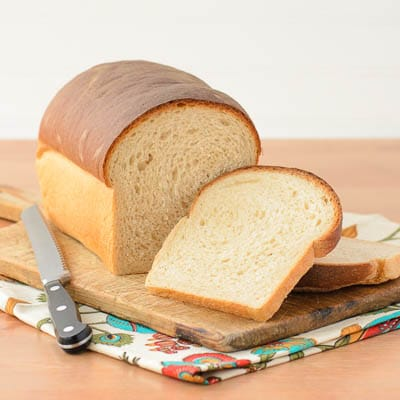 Basic White Bread | Magnolia Days