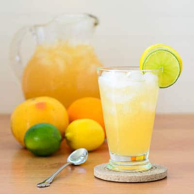 Refreshing Citrus Cocktail | Magnolia Days
