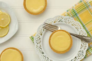 Lemon Pie Tartlets | Magnolia Days