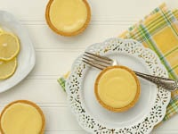 Lemon Pie Tartlets