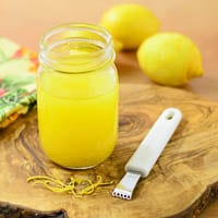 Lemon Clarified Butter