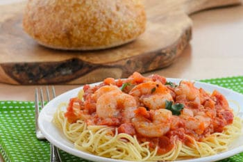 Shrimp Fra Diavolo | Magnolia Days