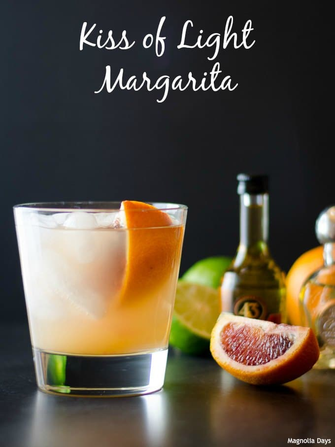 Kiss of Light Margarita | Magnolia Days