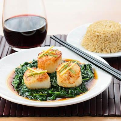 Scallops Hong Kong Style | Magnolia Days