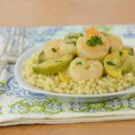 Shrimp Vegetable Couscous | Magnolia Days