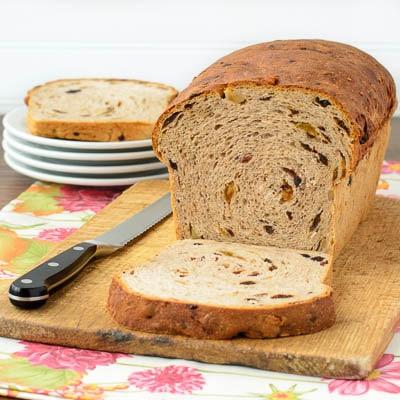 Mixed Berry Bread   Magnolia Days