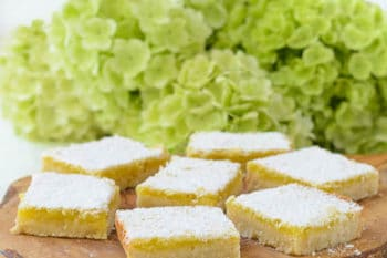 Lemon Bars | Magnolia Days