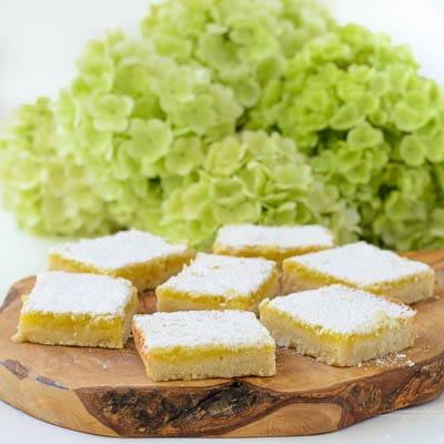 Lemon Bars | Magnolia Days