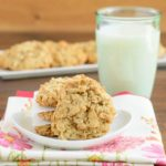 Oatmeal Toffee Cookies | Magnolia Days