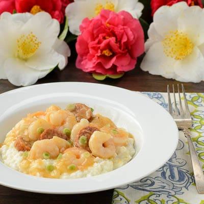 Shrimp and Grits | Magnolia Days