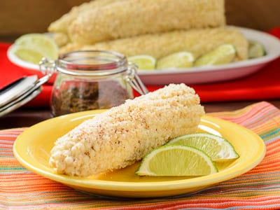 Elote - Mexican Grilled Corn on the Cob | Magnolia Days