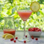 Goumi Berry Martini | Magnolia Days