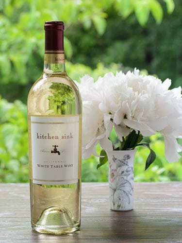 Kitchen Sink White Table Wine by Adler Fels | Magnolia Days
